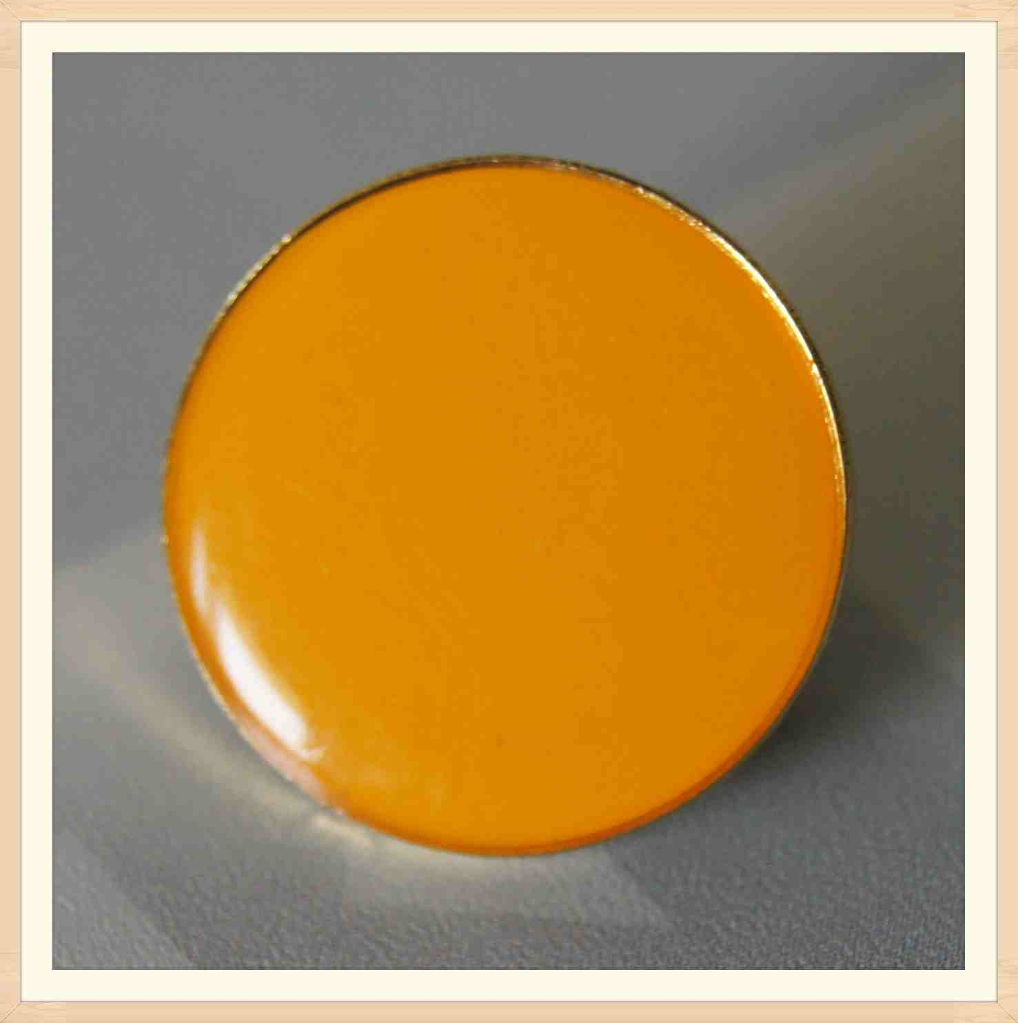 Single Color Pin Enamel Pins
