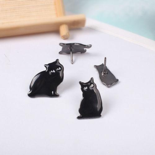 pin 3d black cat - photo #3