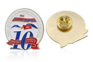 Anniversary Lapel Pin