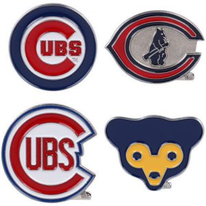 Chicago Cubs Cooperstown Collection Pins
