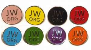 Soft Enamel Jw. Org Pins