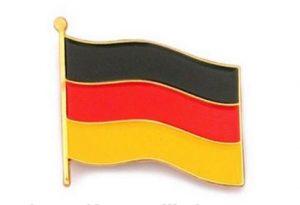 German Enamel Lapel Pins