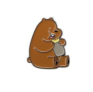 Bears Animal Enamel Lapel Pins