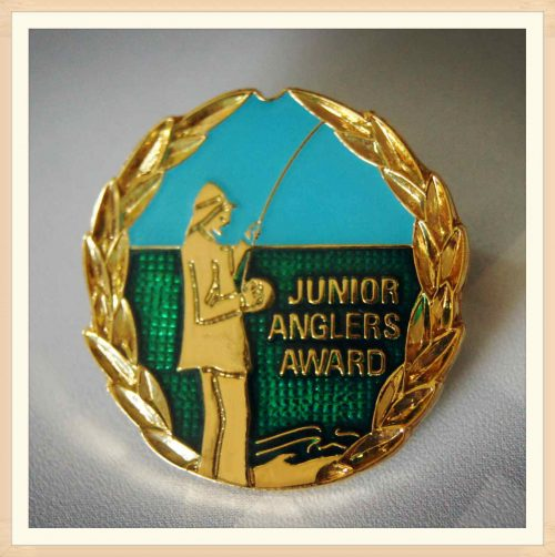Junior Anglers Award