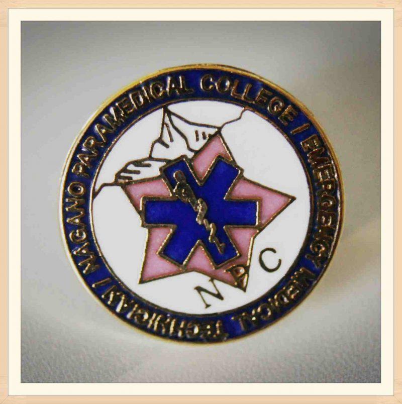 NPC Star Pin