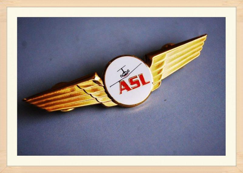 ASL Screen Print Pins