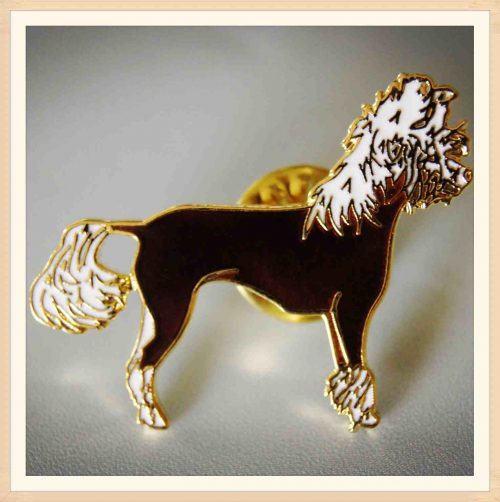 Black Horse Hard Enamel Pins