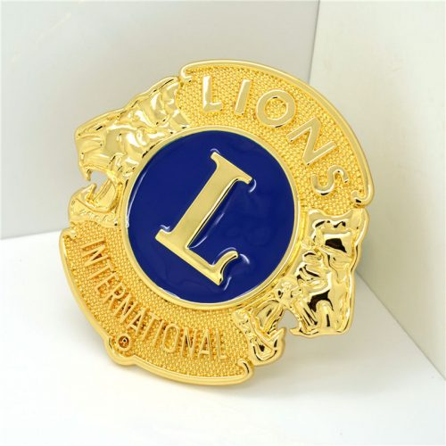 3D-Lions-Clubs-International-do-emblema-car-modification-metal-logo-to-car-head