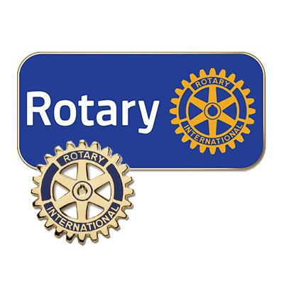 Rotary Member Lapel Pins