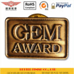 GEM Award Antique Pins