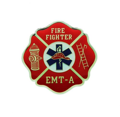 Fire Department Lapel Pin