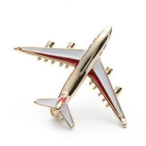 Airplane Luxury Brooches For Women