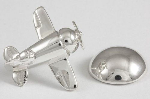 Gee Bee Plane Lapel Pin