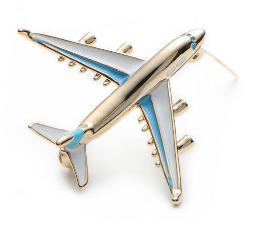 Airplane women pins