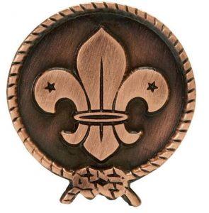 Antique Scout Pins