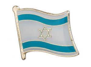 Israel-flag-lapel-pin