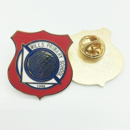 Red wills primary school badge