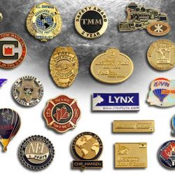 Create Custom Lapel Pins To Promote Your Auction Company