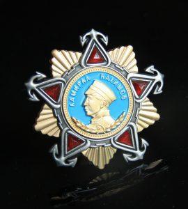Custom Enamel Lapel Badges In Russian