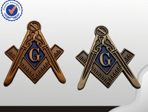 Custom Lapel Pins Replace Paper Admission Tickets