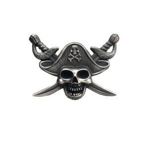 Custom Skull Lapel Pins