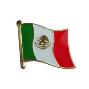 Mexico Enamel Lapel Pins