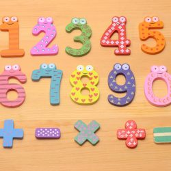 Wholesale Magnet School Pin Number