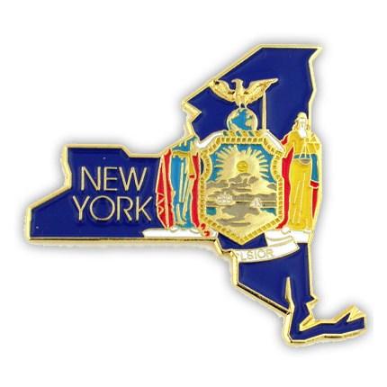 Custom Enamel Lapel Pins NYC