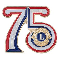 Honoring Lions Club Members With Unique Custom Lapel Pins