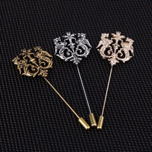 Custom enamel lapel pin brooches