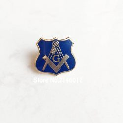 Custom Masonic Lapel Pins - Customenamelpin com