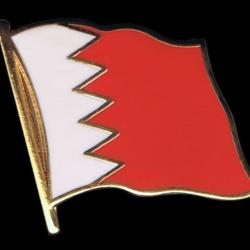 Bahrain Enamel Lapel Pins
