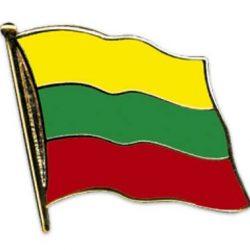 Lithuania Enamel Lapel Pins
