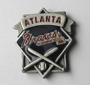 Atlanta Enamel Lapel Pins