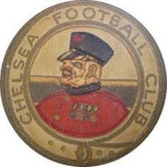 Chelsea Soccer Memorabilia Pins