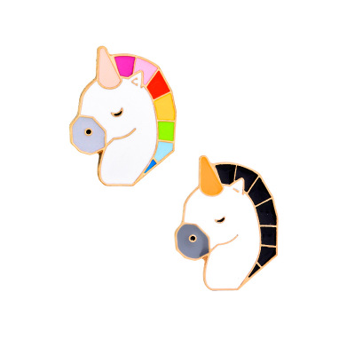 Different Countries Horse Pins