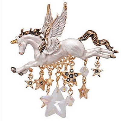 Meaning Of White Horse Lapel Pins