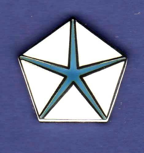 Star illusion Lapel Pins