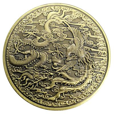 The Meaning of Dragon Label pins
