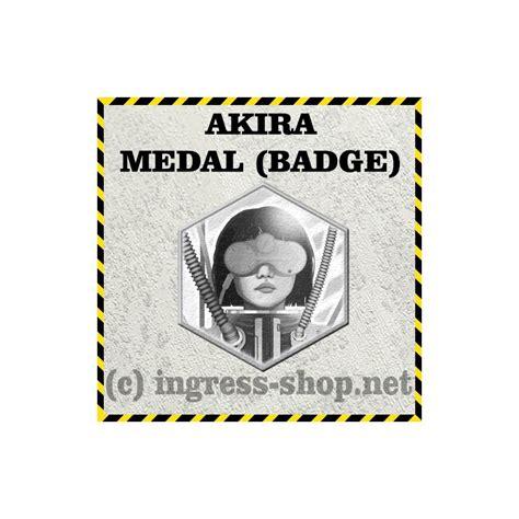 Akira Akira Badge