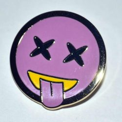 Anxi Coach's Enamel Pins