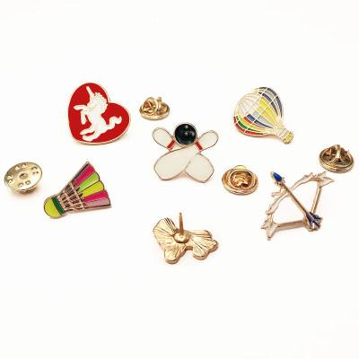Badminton pins keep you playing badminton.