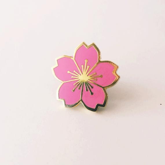 Cherry Blossom Path Emblem