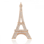 Eiffel Tower enamel pins
